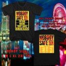 WOW FUTURE NOBODY SAFE TOUR 2017 BLACK TEE S-3XL ASTR