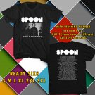 WOW SPOON WORLD TOUR 2017 BLACK TEE S-3XL ASTR 2231