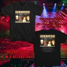 WOW FOUR VOICE USA TOUR 2017 BLACK TEE S-3XL ASTR