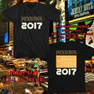 WOW PICKATHON FESTIVAL 2017 BLACK TEE S-3XL ASTR