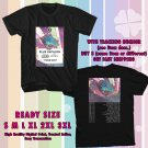 NEW FLUX PAVILION ROUND THE WORLD IN 80 RAVES TOUR 2017 black TEE W DATES DMTR