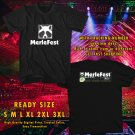 NEW MERLE MUSIC FESTIVAL APR 2017 BLACK TEE 2SIDE DMTR