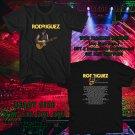 NEW SIXTO RODRIGUEZ N.AMERICA TOUR 2017 black TEE W DATES DMTR 223