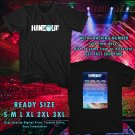 NEW HANGOUT FESTIVAL MAY 2017 black TEE 2 SIDE DMTR