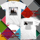 NEW AIR SUPPLY UNITED STATES TOUR 2017 WHITE TEE 2 SIDE DMTR