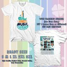 NEW BEALE MUSIC FEST MAY 2017 WHITE TEE 2 SIDE DMTR