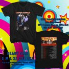NEW GIPSY KINGS TOUR 2017 BLACK TEE W DATES DMTR 554