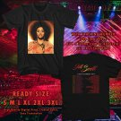 NEW JILL SCOTT LIVE IN CONCERT TOUR 2017 BLACK TEE W DATES DMTR 376