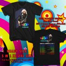 NEW ARLO GUTHRIE RUNNING DOWN THE ROAD TOUR 2017 BLACK TEE 2 SIDE DMTR 221