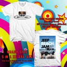 HITS JEEP BEACHJAM FESTIVAL 2017 WHITE TEE'S 2SIDE MAN WOMEN ASTR 332