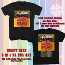 HITS MR. BIG NEW ALBUM DEFYING GRAVITYV TOUR 2017 BLACK TEE'S 2SIDE MAN WOMEN ASTR 116