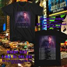 HITS PRINCE ROYCE FIVE TOUR 2017 BLACK TEE'S 2SIDE MAN WOMEN ASTR 331