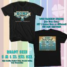 HITS ROMP FEST JUNE 2017 BLACK TEE'S 2SIDE MAN WOMEN ASTR 661