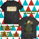 HITS ELECTRIC FOREST SECOND WEEKEND FEST JUNE 2017 BLACK TEE'S 2SIDE MAN WOMEN ASTR 332