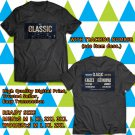 HITS THE CLASSIC EAST AND WEST JULY 2017 BLACK TEE'S 2SIDE MAN WOMEN ASTR 438