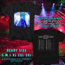 HITS JIDENNA LONG LIVE THE CHIEF TOUR 2017 BLACK TEE'S 2SIDE ASTR