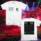 HITS KAABOO MUSIC FESTIVAL SEPT 2017 WHITE TEE'S 2SIDE MAN WOMEN ASTR