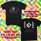 HITS CULT OF LUNA MARINER TOUR 2017 BLACK TEE'S 2SIDE MAN WOMEN ASTR 332