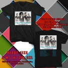 HITS THE CRANBERRIES SOMETHING ELSE N.AMERICA TOUR 2017 BLACK TEE'S 2SIDE MAN WOMEN ASTR 332