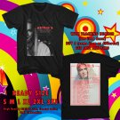 HITS ASTRID S PARTY'S OVER TOUR 2017 BLACK TEE'S 2SIDE MAN WOMEN ASTR 887