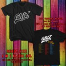HITS GRIZ GOOD WILL CONTINUE TOUR 2017 BLACK TEE'S 2SIDE MAN WOMEN ASTR 433
