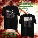 HITS KIP MOORE PLEAD THE FIFTH N.AMERICA TOUR 2017 BLACK TEE'S 2SIDE MAN WOMEN ASTR 900