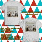 HITS PENTATONIX CHRISTMAS TOUR 2017 WHITE TEE'S 2SIDE MAN WOMEN ASTR