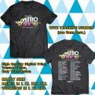 HITS METRO STATION 10 YEARS ANNIV TOUR 2017 BLACK TEE'S 2SIDE MAN WOMEN ASTR 776