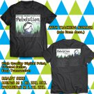 HITS REBELUTION WINTER GREEN TOUR 2018 BLACK TEE'S 2SIDE MAN WOMEN ASTR