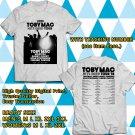 HITS TOBY MAC HITS DEEP TOUR 2018 WHITE TEE'S 2SIDE MAN WOMEN ASTR 887