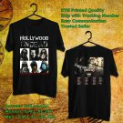 HITS HOLLYWOOD UNDEAD NEW ALBUM FIVE TOUR 2017 BLACK TEE'S 2SIDE MAN WOMEN ASTR 811