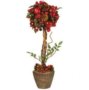 Holiday Ball Topiary