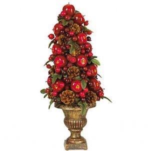 Holiday Cone Topiary