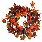 "22"" Harvest Wreath"