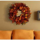 "28"" Harvest Wreath"