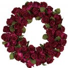 "24"" Rosebud Wreath"