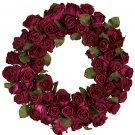 "24"" Rosebud Wreath"