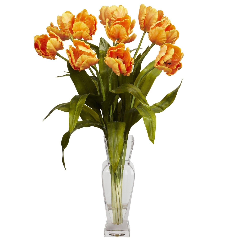 Golden Sunflower Arrangement - Orange