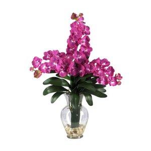 Triple Vanda Orchid Liquid Illusion (Beauty)