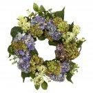 "22"" Hydrangea Wreath"