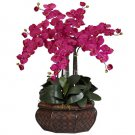 Large Phalaenopsis Silk Flower Arrangement - Beauty
