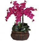 Large Phalaenopsis Silk Flower Arrangement - Beauty