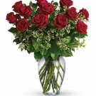 Always on My Mind - Long Stemmed Red Roses (1 dozen)