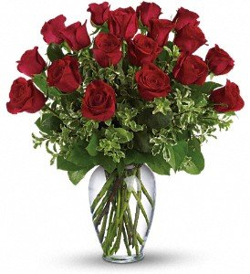 Always on My Mind - Long Stemmed Red Roses (2 dozen)