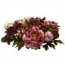 Peony Hydrangea Candelabrum