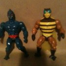 Vintage Mattel He-Man Masters Of The Universe Webstor Buzz off loose lot MOTU