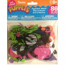 Darice SP300D Sock Friends Puppets - Monster Parts - 86 pieces  RG2-MST