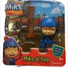Fisher-Price Mike the Knight, Mike & Yap with Training Post SR2-MYP