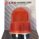 PM 12v LED High Intensity Magnetic Amber Warning Light RD3-PML