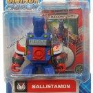 Digimon Fusion Action Figure Ballistamon B10-DB
